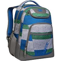 OGIO TRIBUNE BACKPACK REPP STRIPE