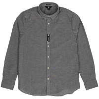 Volcom OXFORD STRETCH L/S BLACK