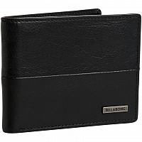 Billabong FIFTY50 ID LEATHER BLACK