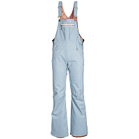 686 WMS BLACK MAGIC INSL OVERALL LT BLUE DENIM