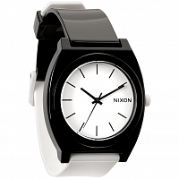 Nixon Time Teller P BLACK/WHITE
