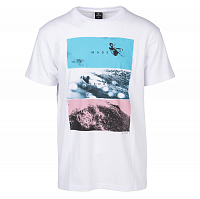 Rip Curl GOOD DAY / BAD DAY S/S TEE OPTICAL WHITE