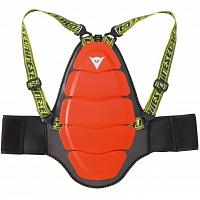 Dainese KID BACK PROTECTOR 03 EVO RED