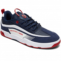 DC LEGACY98 SLM M SHOE NAVY/RED