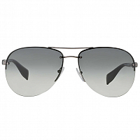 Prada Linea Rossa PS56MS GUNMETAL/GREY GRADIENT