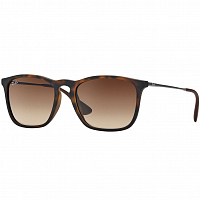 RAY BAN CHRIS RUBBER HAVANA/BROWN GRADIENT