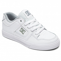 DC PURE B SHOE White
