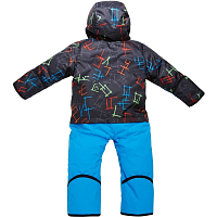 Quiksilver Little Rookie Baby Suit STICKERFREEZED