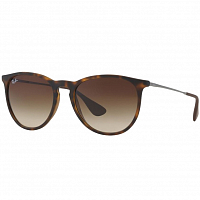 RAY BAN ERIKA HAVANA/POLAR BROWN GARDIENT