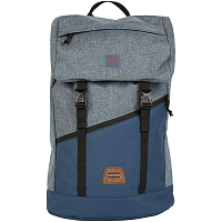Billabong TRACK PACK DARK SLATE HTR