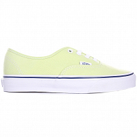 Vans Authentic shadow lime/true white