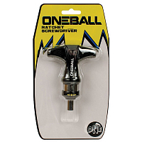 Oneball RATCHETING SCREWDRIVER ASSORTED