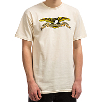 Anti-Hero S/S EAGLE CREAM