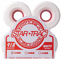 KRYPTONICS STAR TRAC PREMIUM WHITE/RED