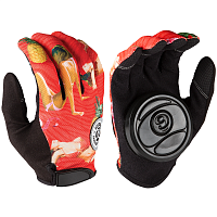 Sector9 RUSH SLIDE GLOVES RED