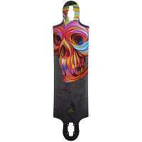 Landyachtz TEN TWO FOUR SKULL DECK one size