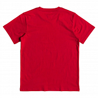 DC Vertical Zone S B Tees RACING RED