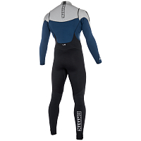 Mystic STAR FULLSUIT 5/4MM DOUBLE FZIP NAVY