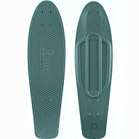 Penny Deck Nickel 27 BOTTLE GREEN