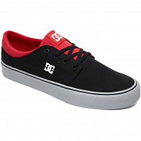 DC Trase TX M Shoe BLACK/BATTLESHIP/ATHLETIC RED