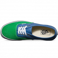 Vans Authentic (Washed 2 Tone) fern green/campanula