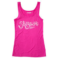 Slingshot WOMAN WAVES TANK RASPBERRY