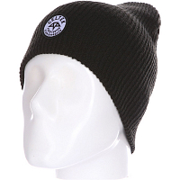 Celtek STATION PATCH BEANIE BLACK