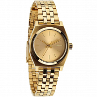 Nixon Small Time Teller ALL GOLD