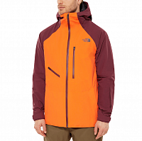 The North Face M POWDERFLO JKT PER OR/FIG (6NE)