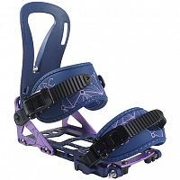Spark R&D ARC BINDINGS BLUE/PURPLE