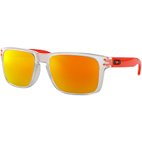 Oakley HOLBROOK Crystal Clear/Fire Iridium