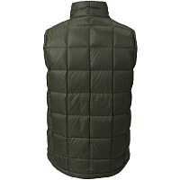 Burton M AK BK INS VEST FOREST NIGHT