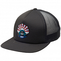 Element EA TRUCKER CAP FLINT BLACK