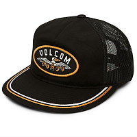 Volcom HELLICAN CHEESE BLACK