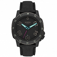 Nixon RANGER LEATHER ALL BLACK/MULTI