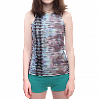 Dakine WILA HIGH NECK TANK BLACK PEARL 0PE