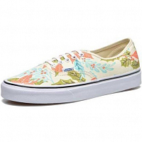 Vans Authentic (Van Doren) poinsettia/classic white