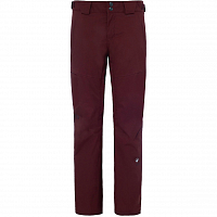 The North Face W SICKLINE INSULATED PANT DEEP GARNET RED