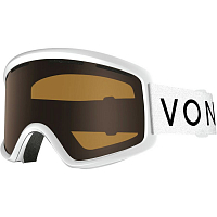 VonZipper BEEFY WHITE GLOSS / BRONZE