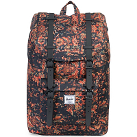 Herschel Little America Mid-Volume CENTURY/BLACK RUBBER