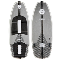 Ronix KOAL W/ TECHNORA - POWERTAIL+ Metallic Silver