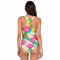 Volcom HOT TROPIC 1PC TEAL