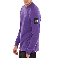 The North Face M L/S FINE 2 TEE TILLANDSIA PR (3YR)