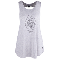 Nikita QUILL TANK SENSE WHITE HEATHER