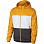 Nike M NK SB DRY JKT HOODED STRIPE YELLOW OCHRE/WHITE/ANTHRACITE