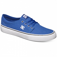 DC TRASE TX M SHOE BLUE/WHITE