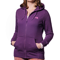 The North Face CLASSIC FZ HOODIE BLACK CUR