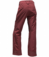 The North Face W NFZ INSULATED PANT DEEP GARNET RED