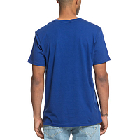 DC CIRCLE STAR SS M TEES SODALITE BLUE