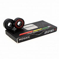 Mosaic SUPER 1 TYLER SURREY ABEC 7 L.E. 608RS BEARINGS BLACK